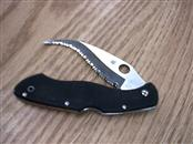 SPYDERCO Pocket Knife C12GS - CIVILIAN